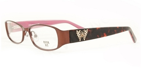 Anna Sui AS 168 Burgundy