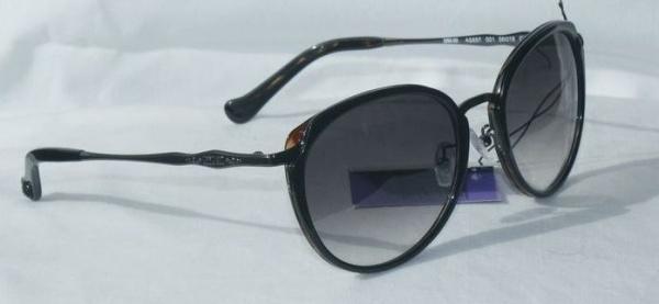 Anna Sui Sunglasses AS 857 001 Black Havana