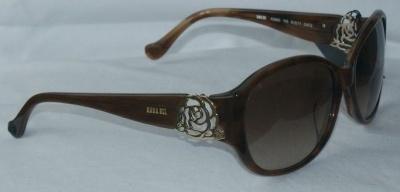 Anna Sui Sunglasses AS 860 105 Brown