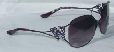 Anna Sui Sunglasses AS 876 799 Purple