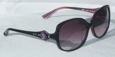 Anna Sui Sunglasses AS 877 751 Purple