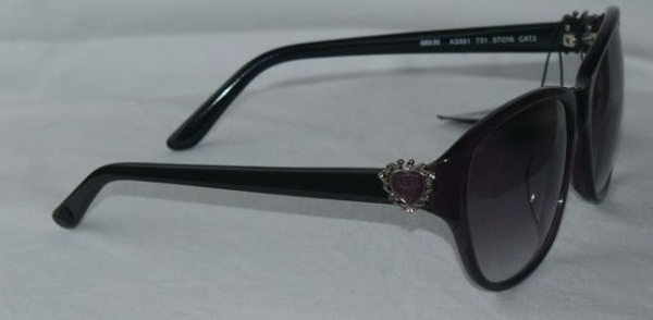 Anna Sui Sunglasses AS 881 731 Violet