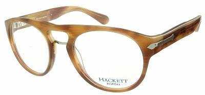 Hackett Bespoke HEB 060 Brown Horn