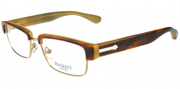 Hackett Bespoke HEB 064 Brown Horn