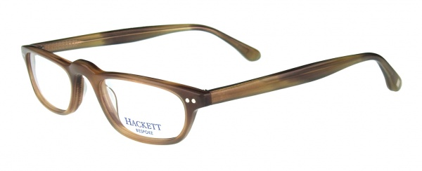 Hackett Bespoke HEB 073 Brown Horn