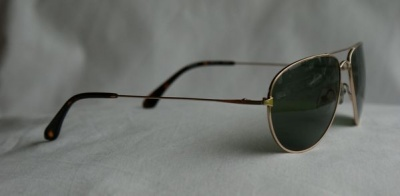 Hackett Sunglasses HEB 050 40P Gold