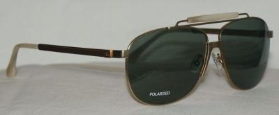 Hackett Sunglasses HSB 818 42P Matt Gold