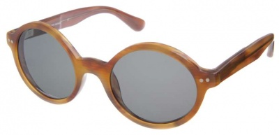 Hackett Sunglasses HEB 046 12P Brown Horn
