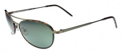 Hackett Sunglasses HSB 081 11P Tortoise Dark Gun
