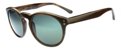 Hackett Sunglasses HSB 089 103P Brown Horn