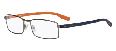 Hugo Boss 0609 Grey Blue Orange