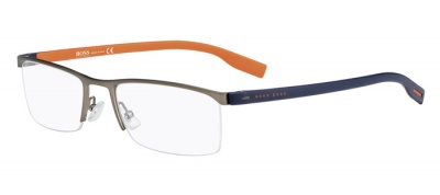 Hugo Boss 0610 Grey Blue Orange