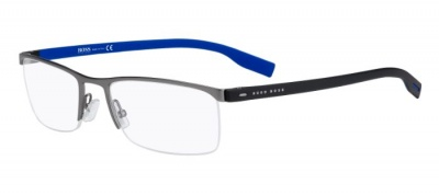 Hugo Boss 0610 Blue Black