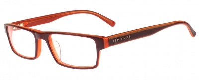 Ted Baker Hideout 8077 Wine Orange
