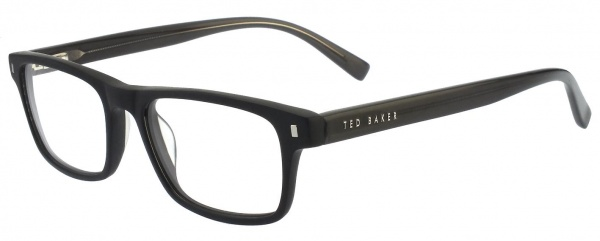 Ted Baker Oscar 8081 Matt Black