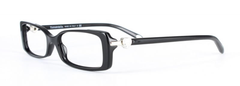 Tiffany & Co glasses 2035 8001 52 Black - DesignerFrames2u