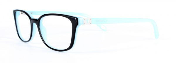 Tiffany & Co 2094 8055 52 Top Black Blue