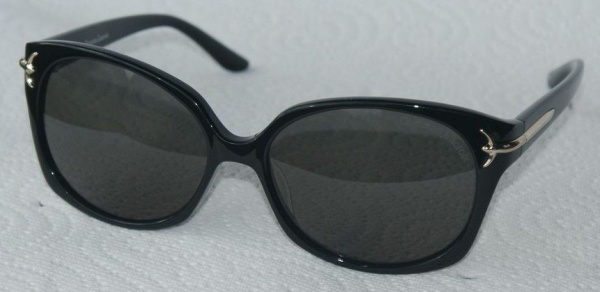 Christian Lacroix Sunglasses CL 5017 001 Noir