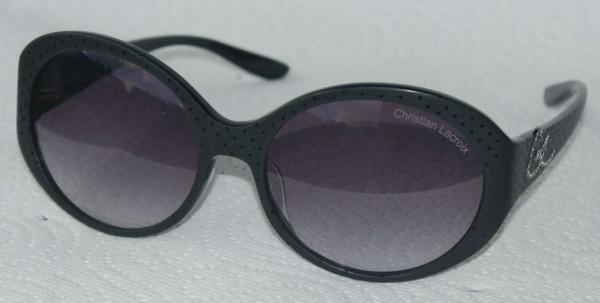Christian Lacroix Sunglasses CL 5019 001 Pois Jais
