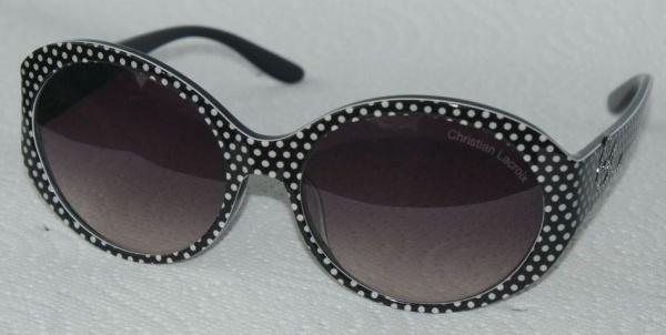 Christian Lacroix Sunglasses CL 5019 009 Pois