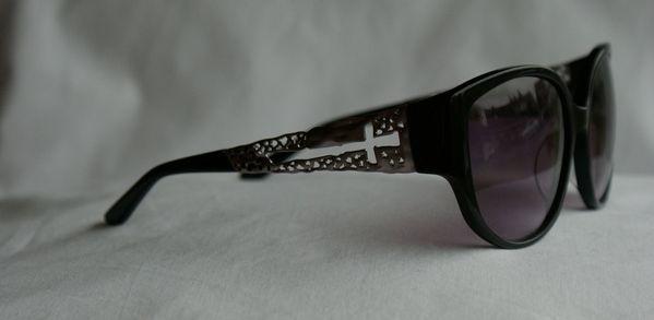 Christian Lacroix Sunglasses CL 5005 001 Noir