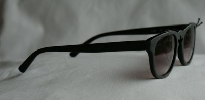 Christian Lacroix Sunglasses CL 7003 001 Jais Mat