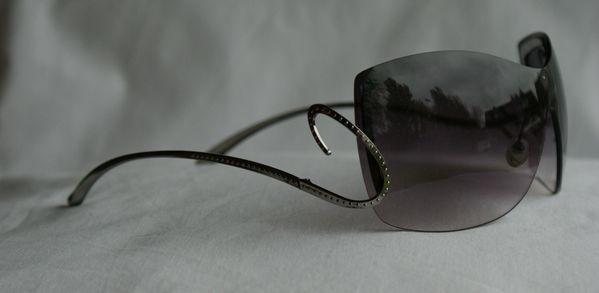 Christian Lacroix Sunglasses CL 9004 987 Gun CLaire