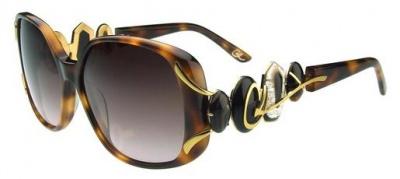 Christian Lacroix Sunglasses CL 5003 185 Ecaille Foncee