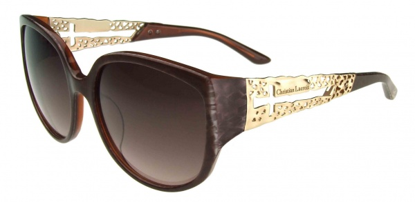 Christian Lacroix Sunglasses CL 5005 166 Brun