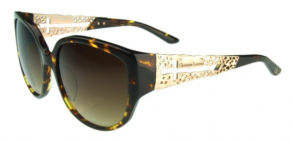 Christian Lacroix Sunglasses CL 5005 138 Ecaille
