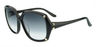 Christian Lacroix Sunglasses CL 5008 001 Noir