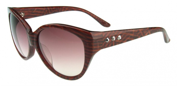 Christian Lacroix Sunglasses CL 5010 252 Rouge
