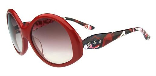 Christian Lacroix Sunglasses CL 5013 299 Rouge Multi