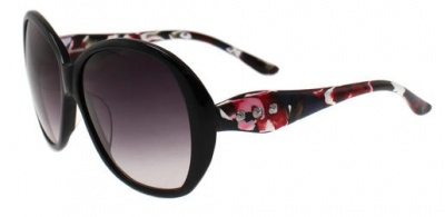Christian Lacroix Sunglasses CL 5015 099 Noir Multi
