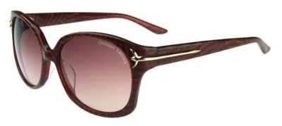 Christian Lacroix Sunglasses CL 5017 252 Rouge