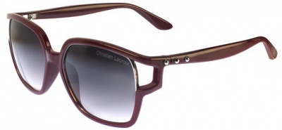 Christian Lacroix Sunglasses CL 5024 249 Grenat