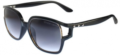 Christian Lacroix Sunglasses CL 5024 001 Jais