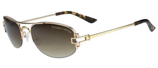 Christian Lacroix Sunglasses CL 8001 402 Gilver Fauve