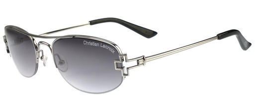 Christian Lacroix Sunglasses CL 8001 901 Smoked Silver