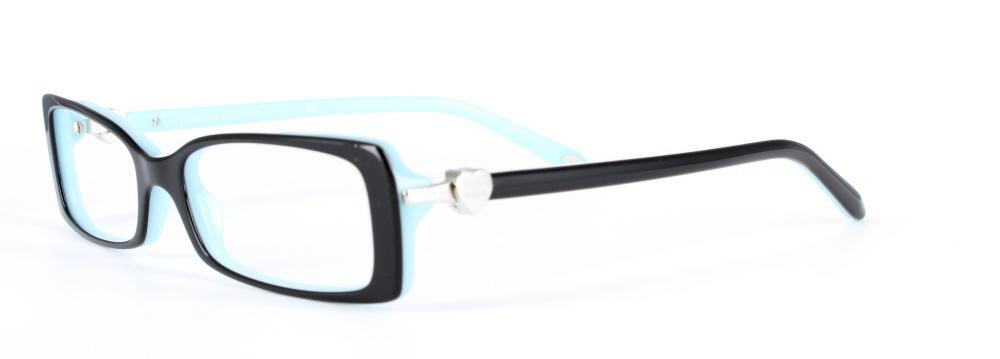 Tiffany & Co glasses 2035 8055 50 Top Black Blue - DesignerFrames2u