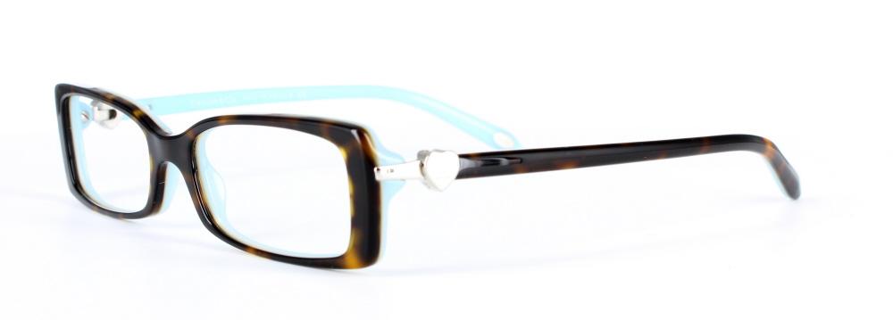 Tiffany & Co glasses 2035 8134 Top Havana Blue - DesignerFrames2u