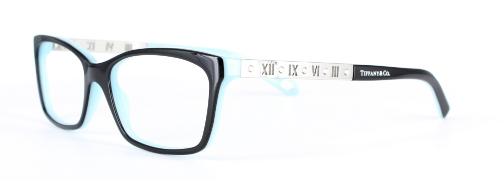 Tiffany & Co glasses 2103B 8055 53 Black Blue - DesignerFrames2u